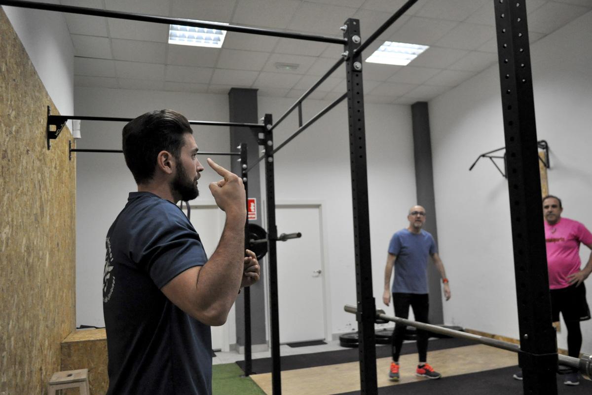 el objetivo del entrenamiento funcional: superar los límites propios