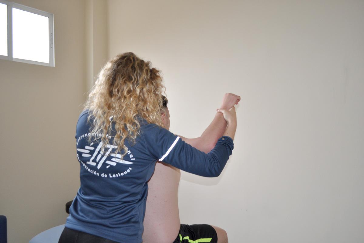 fisioterapia en elite Málaga