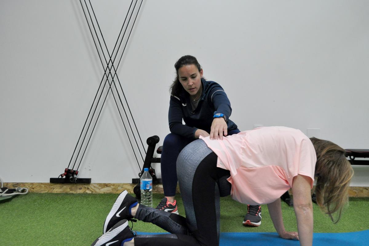Preparación física en Málaga