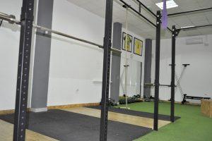 zona entrenamiento elite